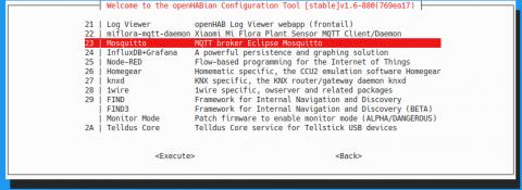 Pi-Home - nastavení OpenHAB - MQTT
